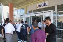 POLİS NOKTASI - Yüksekova'da Trafik Kazası Açıklaması 5 Yaralı