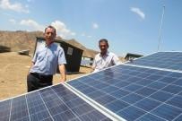 GÜVENLİK GÖREVLİSİ - 1 Milyon Dolarlık Güneş Enerji Sistemi Kurdular
