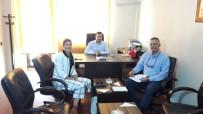 ABD Adana Ekonomi İşler Konsolonsu MÜSİAD Diyarbakır Yönetimi İle Görüştü