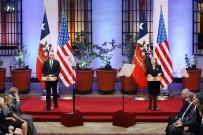 KUZEY KORE - ABD'den Güney Amerika Ülkelerine Uyarı Açıklaması 'Kuzey Kore'yle İlişkileri Kesin'
