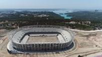 MUSTAFA KARSLıOĞLU - Adanalılar Koza Stadı'nda Yazın Terlemeden Kışın Üşümeden Maç İzleyecek