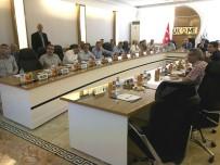 ŞEHİR İÇİ - Ağustos Ayı UKOME Toplantısı Yapıldı