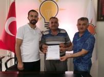 AK Parti Çat Belde Başkanlığına Mustafa Topal Atandı