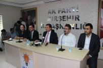 AK Parti Kırşehir İl Başkanı Kendirli Açıklaması 'Aday Olmayacağım'