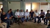 ESENTEPE - AK Partili Milletvekilleri, Körfez'de Vatandaşlarla Bir Araya Geldi