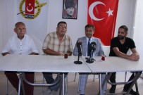 AHMET ÜNAL - Akdeniz Belediye Başkanı Pamuk, MGC'yi Ziyaret Etti