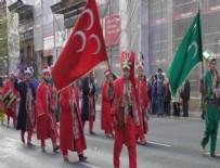 PKK TERÖR ÖRGÜTÜ - Almanlar Osmanlı bayrağına tahammül edemedi