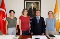 FEN EDEBİYAT FAKÜLTESİ - Arslantepe Höyüğü Kazı Heyeti Başkanı Prof. Dr. Marcella Frangipane Açıklaması
