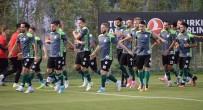 Atiker Konyaspor, Gençlerbirliği Maçı Hazırlıklarına Başladı