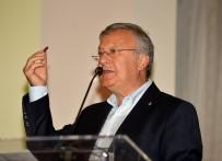 MILLI TAKıM - Ayhan Özmızrak Açıklaması 'Galatasaray Başkanı'nın Yaptıklarını Sindiremiyorum'