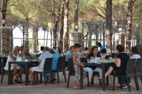Ayvalık Belediyesi'nin Taşköşk'ü Dolup Taşıyor