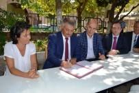 İLÇE MİLLİ EĞİTİM MÜDÜRÜ - Bağyüzü'ndeki Anasınıfının Protokolü Küçükköy'de İmzandı
