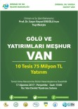 ORMAN GENEL MÜDÜRLÜĞÜ - Bakan Eroğlu 20 Müjdeyle Van'a Geliyor