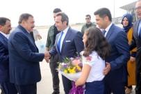 ORMAN VE SU İŞLERİ BAKANLIĞI - Bakan Eroğlu Bingöl'de