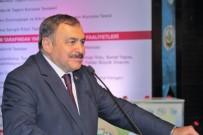 ORMAN GENEL MÜDÜRLÜĞÜ - Bakan Eroğlu, Elazığ'da 7 Tesisin Temel Atma Törenine Katıldı