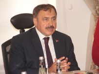 DOLU YAĞIŞI - Bakan Eroğlu Elazığ'da