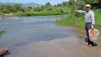 Baraj Kapakları Açıldı, Köprü Sular Altında Kaldı