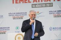 İBRAHIM KARAOSMANOĞLU - Başbakan Binali Yıldırım Kentsel Dönüşümün Temelini Attı