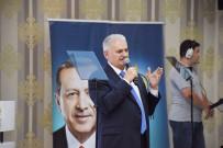 İBRAHIM KARAOSMANOĞLU - Başbakan Yıldırım AK Parti Danışma Meclisinde Konuştu