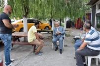 KADİR ALBAYRAK - Başkan Albayrak Çorlu'da Çalışmaları İnceledi