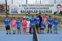 BENGÜ - Başkan Bakıcı Tenis Turnuvasına Katılan Sporculara Başarılar Diledi