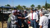 KURBANLIK HAYVAN - Başkan Can; 'Kurban Bayramı Hazırlıkları Tamamlandı'