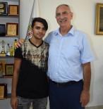 İŞİTME CİHAZI - Başkan Kale, Bakırcı'ya Ses Oldu