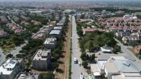 ATATÜRK BULVARI - Başkan Şirin'den Fatih Caddesi'nde İnceleme