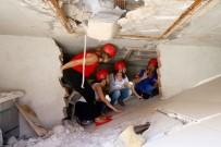 DOĞAL AFET - Bayraklı'da Personele Deprem Eğitimi