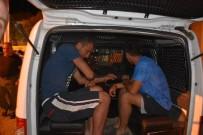 ASKER KAÇAĞI - Bodrum'da Hırsızlık Yapan 3 Kişi Marmaris'te Yakalandı