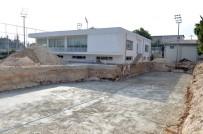 İÇEL İDMANYURDU - Büyükşehir'den Mersin İdmanyurdu'na 39 Yataklı Konaklama Tesisi