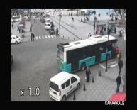 Çanakkale'de Kazalar MOBESE'ye Yansıdı