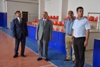 KADİR ALBAYRAK - Çorlu Spor Lisesi Ve Kapalı Spor Salonu'nda İnceleme