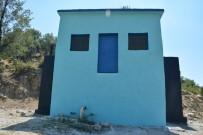 YOĞUN MESAİ - Demirci'de 3 İçme Suyu Deposuna Bakım