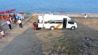 PSIKOLOG - Denizde Kayboldu Sanılırken Balık Tutuyormuş