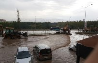 KANDIL - Doğu Anadolu'da Sağanak Yağış Su Baskınlarına Neden Oldu