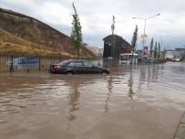 KANDIL - Doğu Anadolu'da Su Baskını