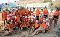 ETILER - Eczacıbaşı Geleceğe Smaç Kampüsleri 2. Gelişim Takımları Turnuvası'nda Buluştu
