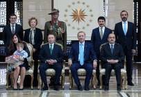 BROWN - Erdoğan Avustralya Büyükelçisi Brown'u Kabul Etti