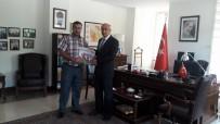 Eskişehir Azerbaycan Derneği Başkanı Aydın'ın 'Kardeş Şehir' Protokolü Görüşmeleri