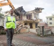 GECEKONDU - Gaziosmanpaşa'da Kentsel Dönüşüm Devam Ediyor