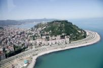 ÖZEL SEKTÖR - Giresun Kalesi'ne Ziyaretçi Akını