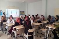 Gürpınar'da 'Evliliği Sağlıklı Kılmanın Yolları' Semineri