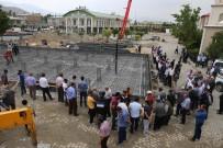 TEMEL ATMA TÖRENİ - Gürpınar'da Temel Atma Töreni