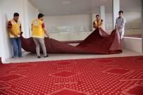 SOSYAL YARDIM - Haliliye'de Misafirhaneler Kullanıma Hazır Hale Getiriliyor