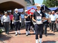 GARNİZON KOMUTANI - Hayatını Kaybeden Polis Memuru Son Yolculuğuna Uğurlandı