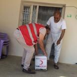 Kızılay'dan 50 Aileye Yardım