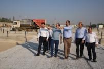 KAYACıK - Konya'nın En Büyük Ve Modern Kurban Pazarı Selçuklu'da Yapılıyor