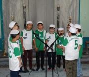 ODUNPAZARI - Kur'an Bülbülleri Reşadiye Camii'nde Buluştu