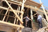 Kuşadası Belediyesi Tarihi Dokuyu Koruma Projelerine Devam Ediyor